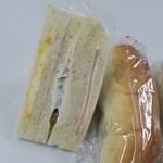 ベーカリー相馬屋 - サンドイッチあっぷ