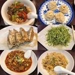 萬寿園 - 料理
