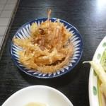 いろは - '19/01/26 後から来た天ぷら