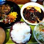 大板軒 - 料理写真:日替わり定食:700円