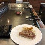 ステーキハウスひのき - 料理写真: