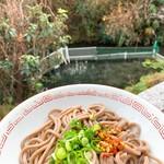 池内うどん店 - 新年初池内は、やはり蕎麦から・・・いや、多分ずっと蕎麦w
