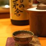 日本料理 たかむら - 雪の茅舎 大吟醸