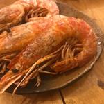 日本鮮魚甲殻類同好会 - お通し^_^