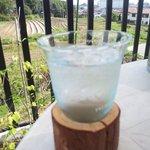 ジャック&ベティー - お水のグラスがすごく可愛かったです