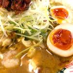 中村商店 - 海老味噌タンメン