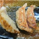 麺や暁 - 餃子