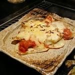 尾道 むらかみ - ピザ風チーズポテト