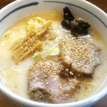 Ramenfukunoya - 「ラーメン(塩)」