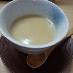 和食 直 - コーンスープ