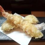 和食 直 - 天ぷら
