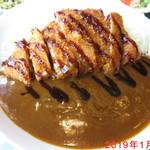 レストラン シロ - 金沢カレー アップ