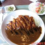 レストラン シロ - 金沢カレー \800