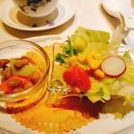 敦煌 - サラダ