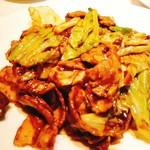 敦煌 - 回鍋肉