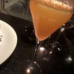 アトリエ森本ゼックス - みかんとシャンパン