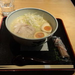 100779782 - 鶏そば(900円)