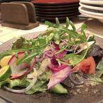 ビストロ リコスタンド - 大地と海の三浦野菜 青木農園採れたて20種サラダ