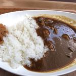サバンナテラス - 料理写真:2019/1/19 ランチで利用。 カレーライス(800円)
