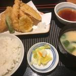 100782999 - 特製天ぷら定食
