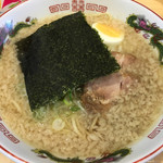 ザ・東京豚骨ラーメン屋 SAKU - 料理写真:背脂正油、680円