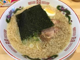 ザ・東京豚骨ラーメン屋 SAKU 牛久店 - 背脂正油、680円