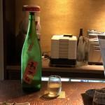 つねまつ久蔵商店 - 美波太平洋・純米(木次酒造)・90ml・580円