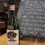 Bonne qúela - グラスワイン