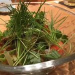 みさご寿し - 海鮮サラダ