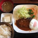 三好弥 - ランチ(税込700円)