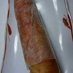 10079615 - メンタイフランスパンです。(その1)