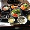 和食乃沙都使 - 料理写真:刺身の漬け丼定食=1300円  税込