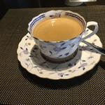 グリルダイニング マキビ - ドリンク写真:コーヒーもホテルなので美味しい!