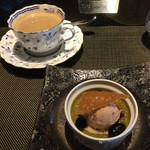 グリルダイニング マキビ - 料理写真:黒豆まで上品な甘さ
