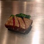 くずし鉄板 あばぐら - 黒毛和牛ステーキ