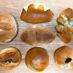 100794783 - 今回買ったパン