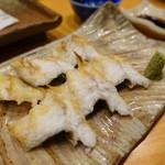 酒菜処 きっすい - 広島穴子の白焼き 1,200円
