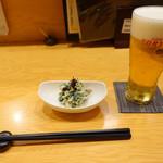 酒菜処 きっすい - 料理写真:春菊と菊の花の白和え