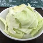平野屋精肉店 - キャベツ
