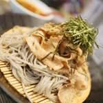 大衆天ぷらtoかすそば風土.はなれ - 肉辛そば3辛