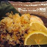 旬風満帆 初 - 鶏肉のマスタード焼き