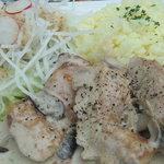 1008996 - 若鶏のソテー(きのこクリームソース)