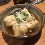 Paikaji - じーまみ揚げ出し豆腐