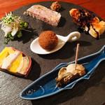 Comedor Kito- - タパス   おつまみどれも美味しい!