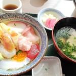 駒八 - 海鮮丼