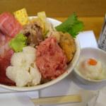100809870 - あじわい丼 1200円(税込)