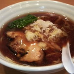 炭直火焼豚ラーメン 炙陣 - 醤油ラーメン