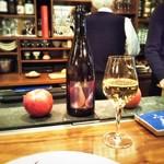 100811434 - 洋梨の微発泡酒 ポワレ
