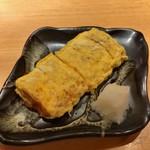 かしべ - 料理写真:おばあちゃんの卵焼き 400円