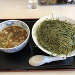 東京大勝軒 - 料理写真:つけ麺(大)+のり